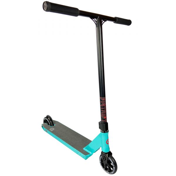 District Titan Stunt Scooter - Sky Blue/Black