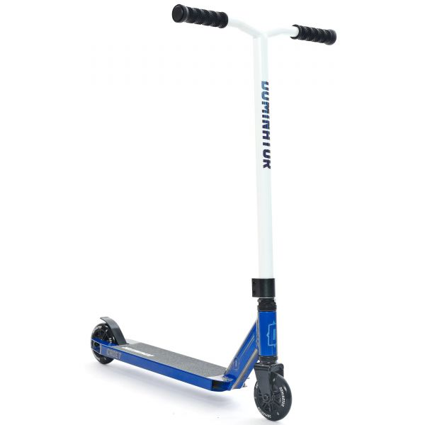 Dominator Cadet Stunt Scooter - Blue/White