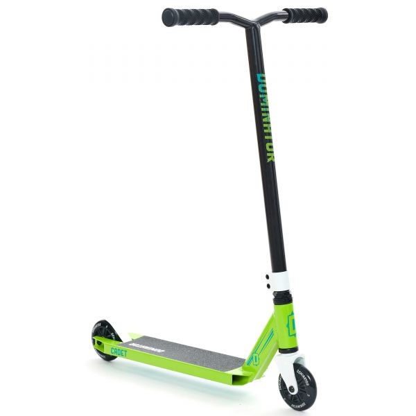 Dominator Cadet Stunt Scooter - Green/Black