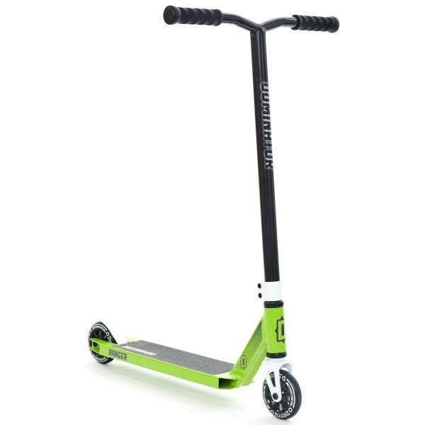 Dominator Ranger Stunt Scooter - Green/Black