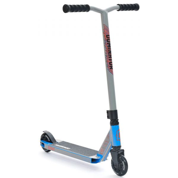 Dominator Scout Stunt Scooter - Blue/Grey