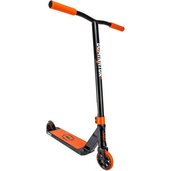 Dominator Sniper Stunt Scooter - Black/Orange