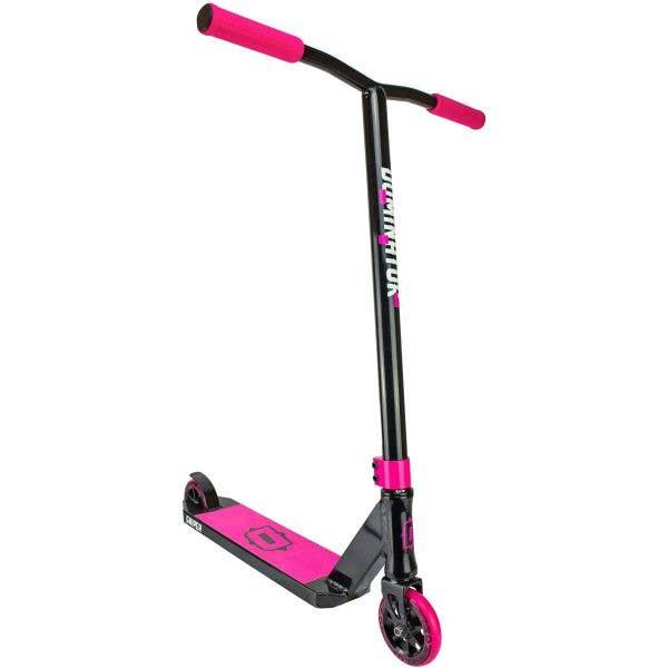 Dominator Sniper Stunt Scooter - Black/Pink