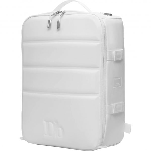 Db The CIA Pro Camera Bag - PU Leather White Out