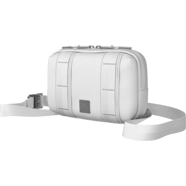 Db The Vault Cross-Body Bag - PU Leather White Out