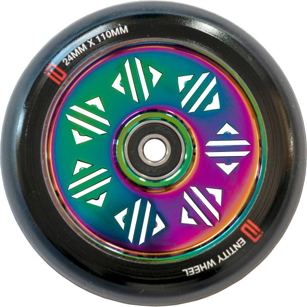 Drone Identity Hollowcore Scooter Wheel 110mm - Neochrome
