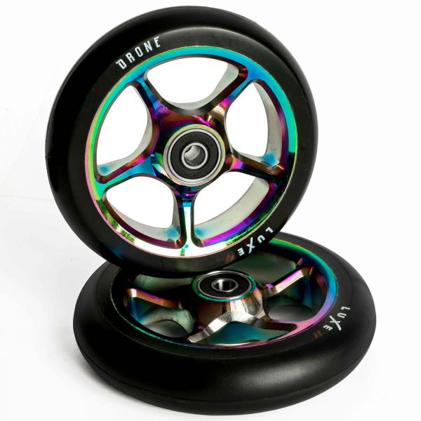 Drone Luxe 2 Scooter Wheel 110mm - Neochrome