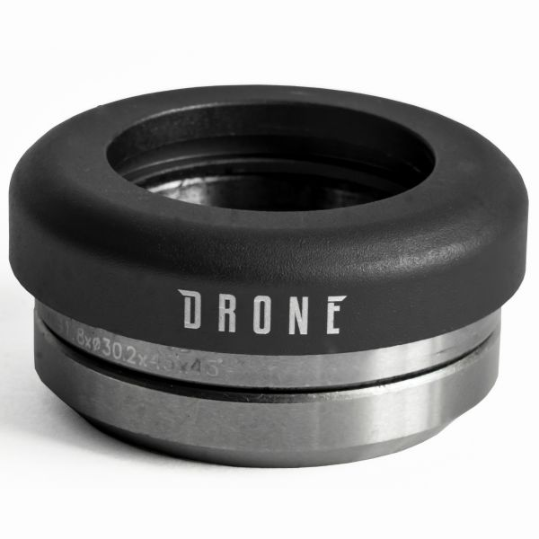 Drone Synergy 2 Scooter Headset Integrated - Black