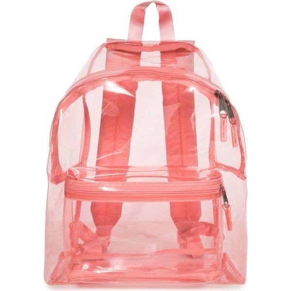 Eastpak Padded Pak'R Backpack - Pink Film