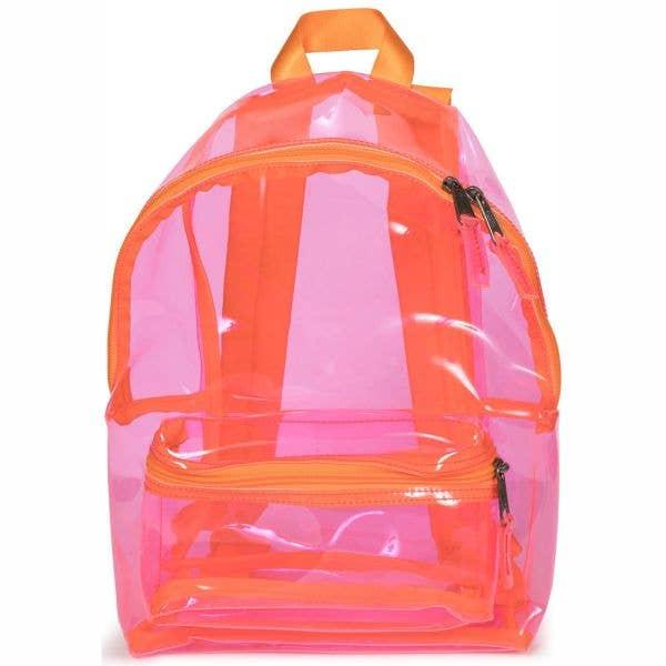 Eastpak Orbit 10L Backpack - Fluo Pink Film