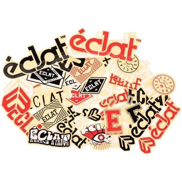 Eclat Sticker 39-Pack
