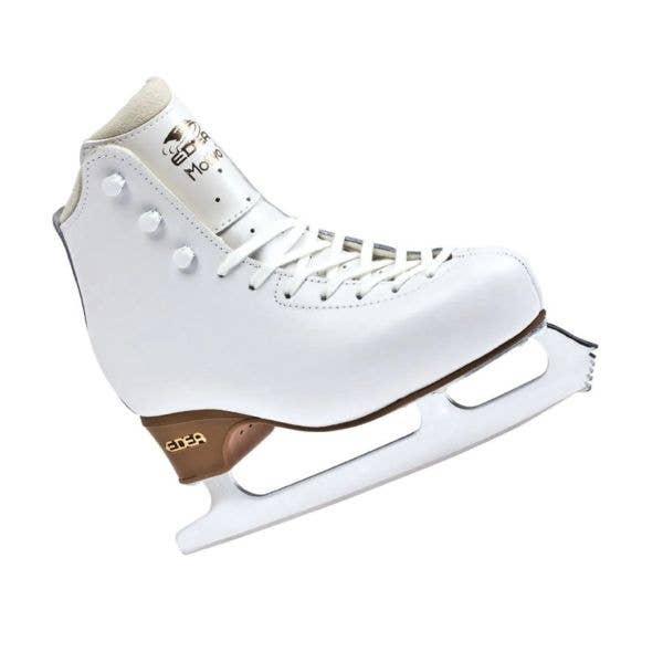 Edea Motivo Figure Ice Skates - White