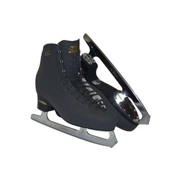 Edea Overture Figure Skates - Black