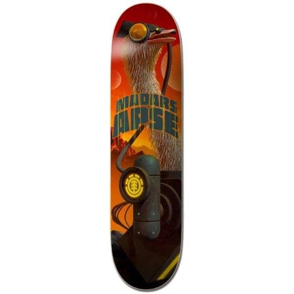 Element Future Nature Skateboard Deck - Madars 8.5''
