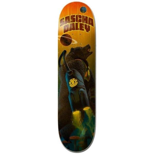 Element Future Nature Skateboard Deck - Sascha 8.25''