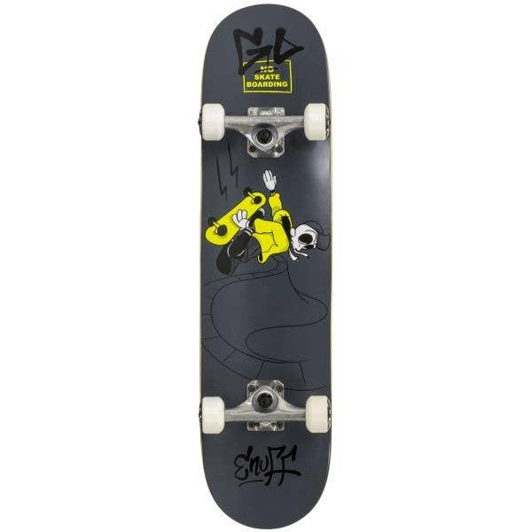 Enuff Skully Mini Complete Skateboard - Black 7.25''
