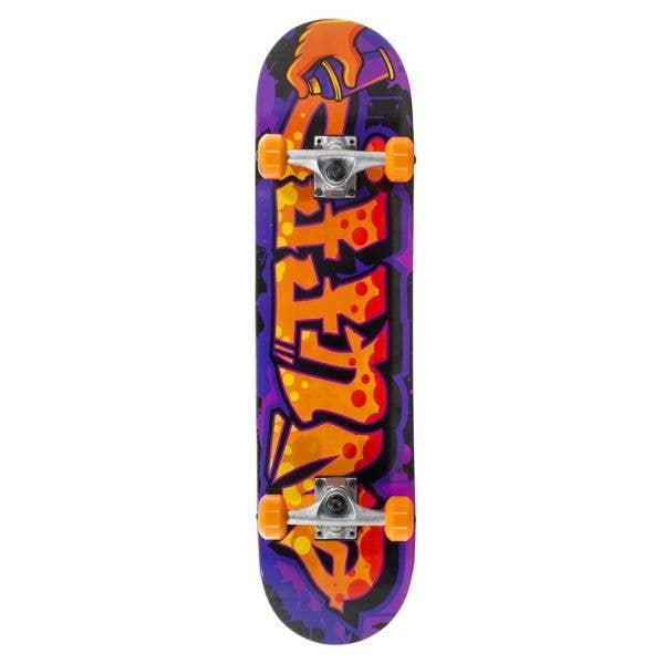 Enuff Graffiti II Complete Skateboard - Orange