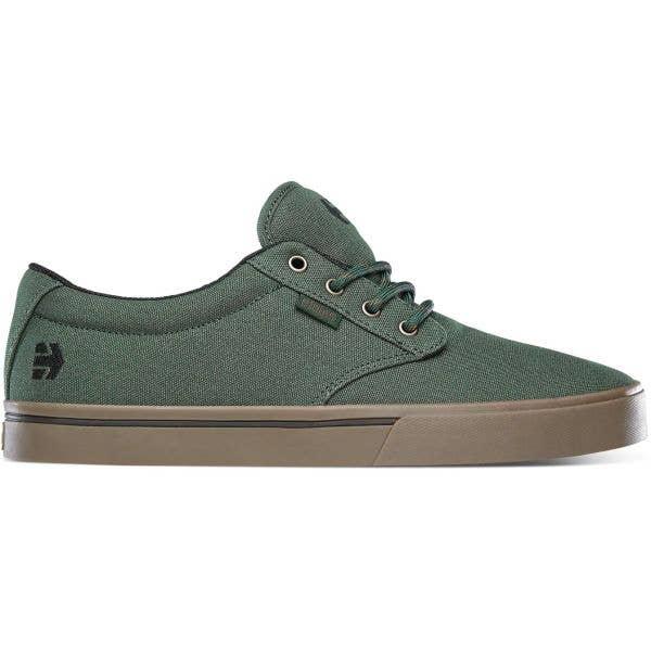 Etnies Jameson Eco 2 Skate Shoes - Green/Black