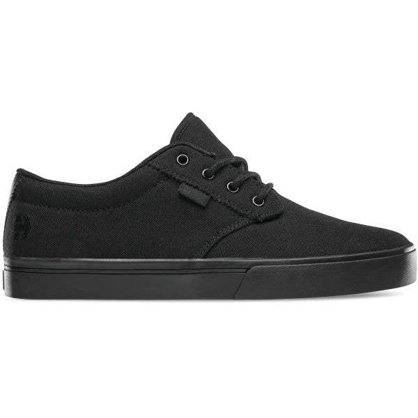 Etnies Jameson 2 Eco Skate Shoes - Black/Black