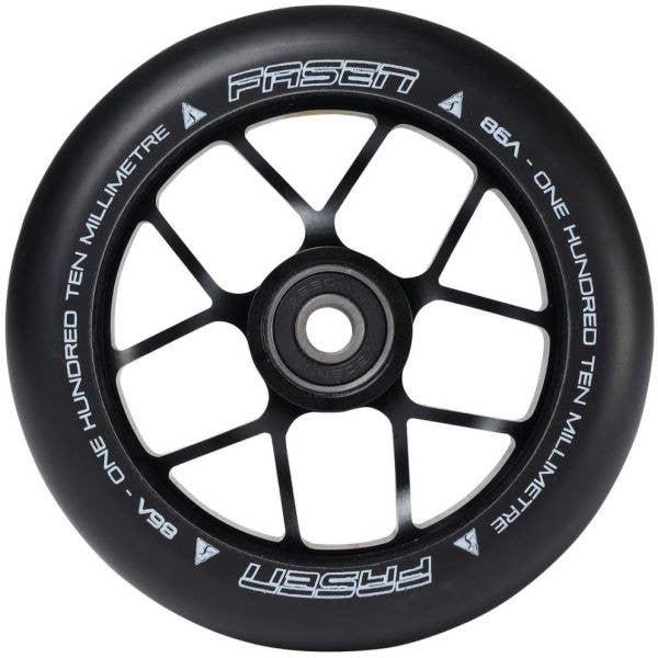 Fasen Jet Scooter Wheel 110mm - Black