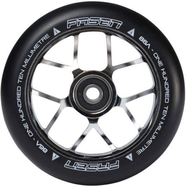 Fasen Jet Scooter Wheel 110mm - Chrome