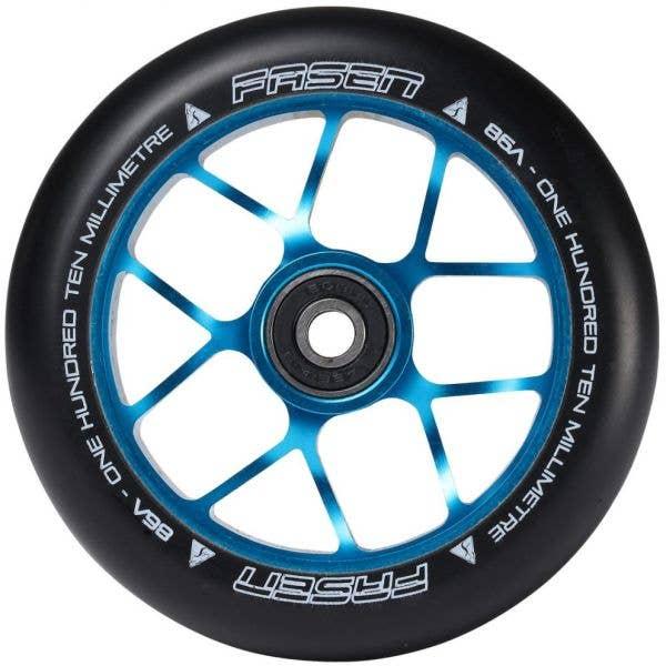 Fasen Jet Scooter Wheel 110mm - Teal