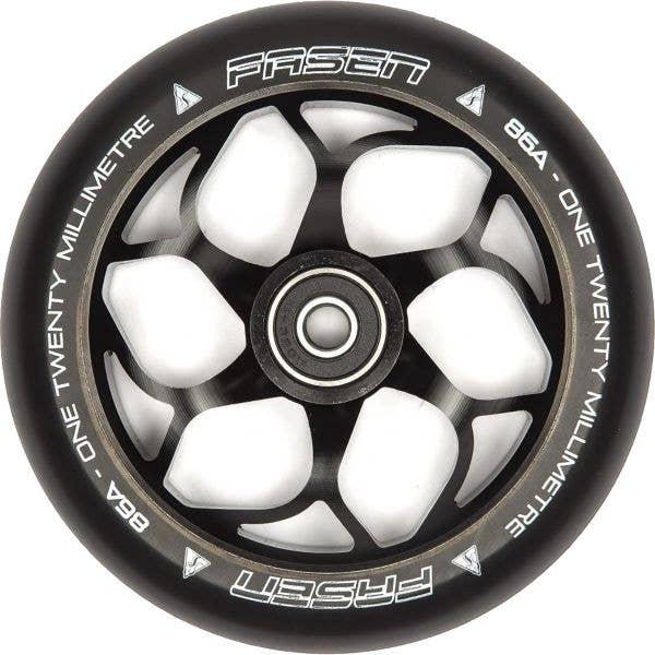 Fasen 120mm Scooter Wheel - Black