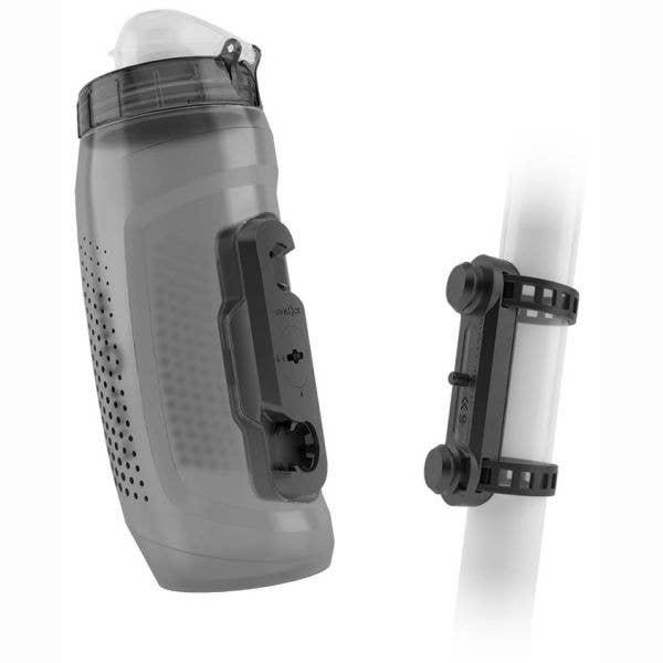 Fidlock Twist Uni 590ml Water Bottle - Trans Black