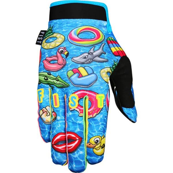 Fist Gloves Blow Up Protective Gloves