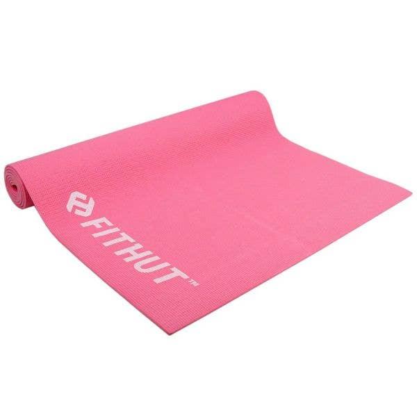 FitHut Yoga Mat - Pink