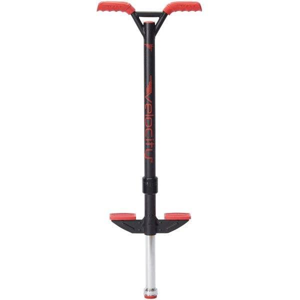Flybar Veloxity Pogo Stick - Black/Red