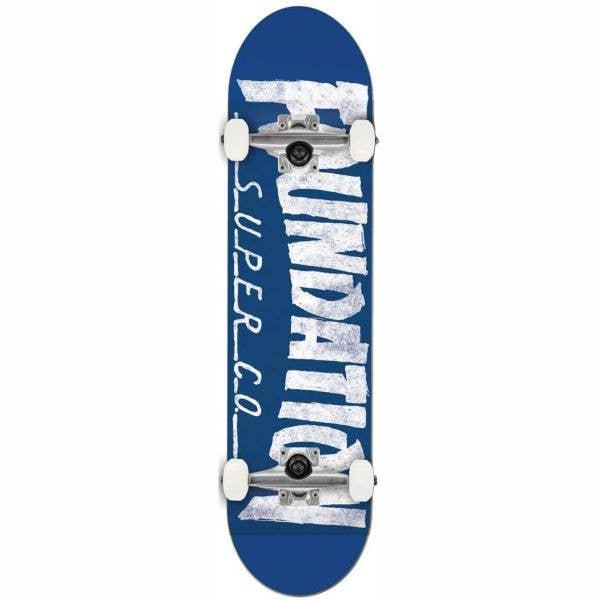Foundation x Thrasher Complete Skateboard - 8''
