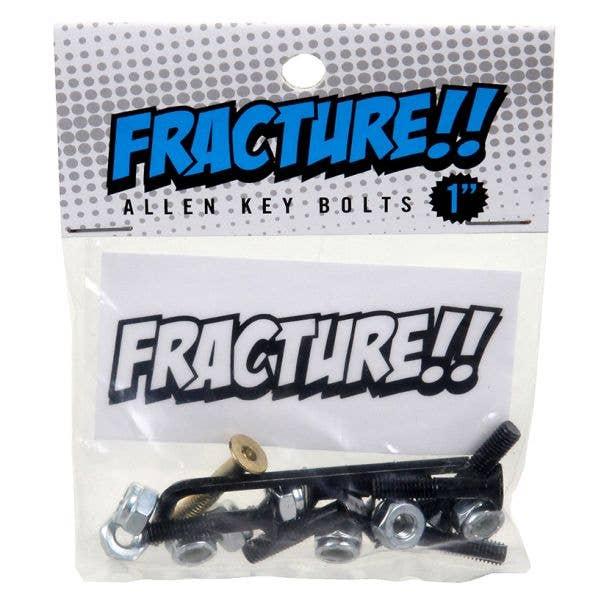 Fracture 1'' Allen Truck Bolts