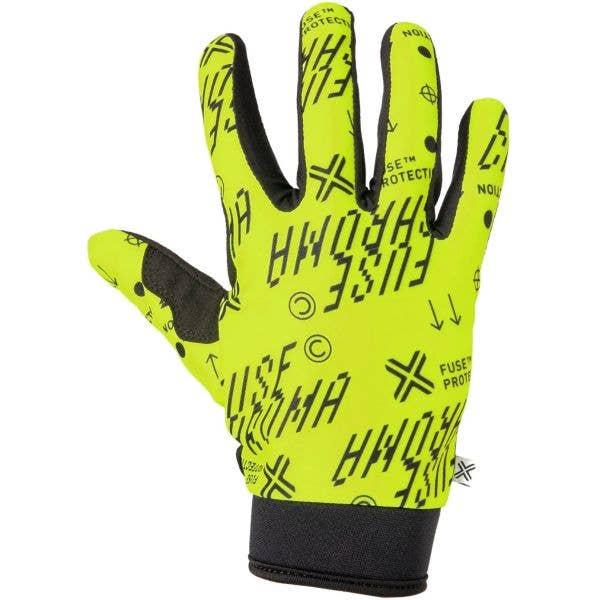 Fuse Protection Chroma Alias Protective Gloves - Neon Yellow
