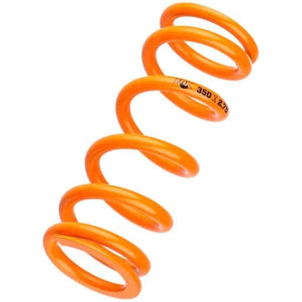 Fox Super Light Spring (SLS) - Orange 400lbs x 2.40'' Weight / 61mm / 1.385'' Inner Diameter
