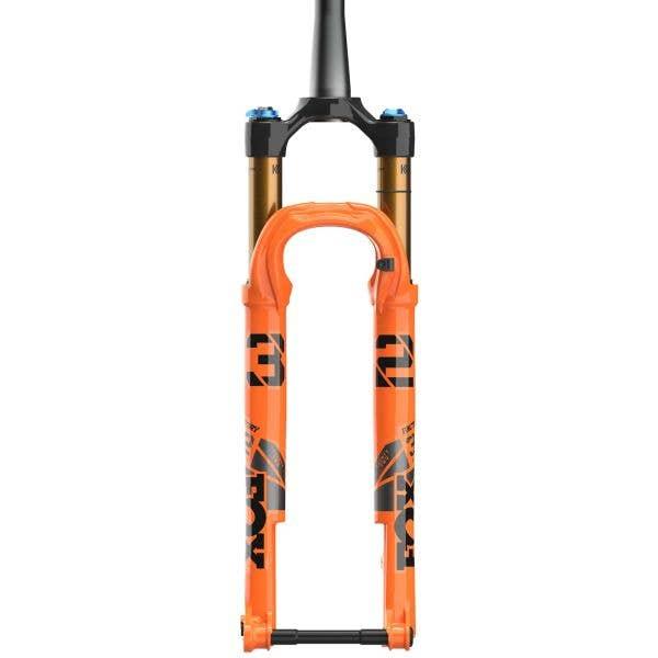 Fox 32 Float SC Fact Fit4 Tapered Forks - Orange 29 Wheel/100mm Travel/Kabolt110 Axle/51mm Offset
