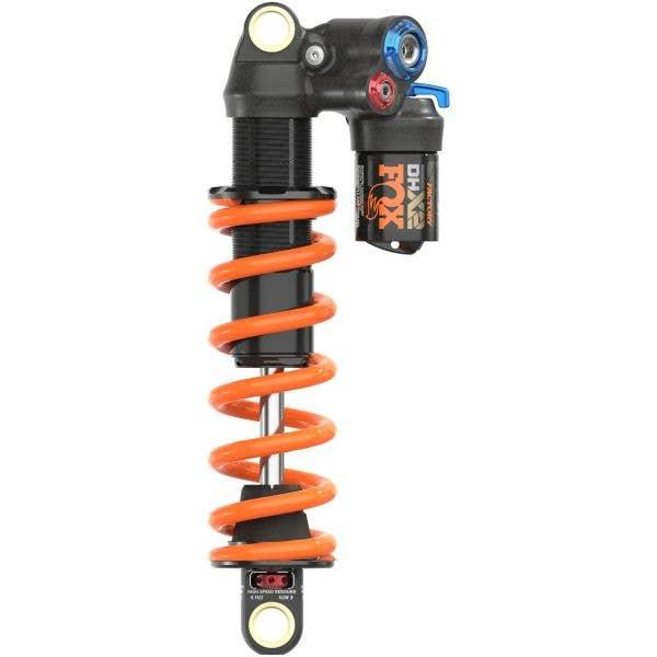 Fox DHX2 Fact Trunnion 2pos-Adj Rear Suspension Shock - 185 x 50mm