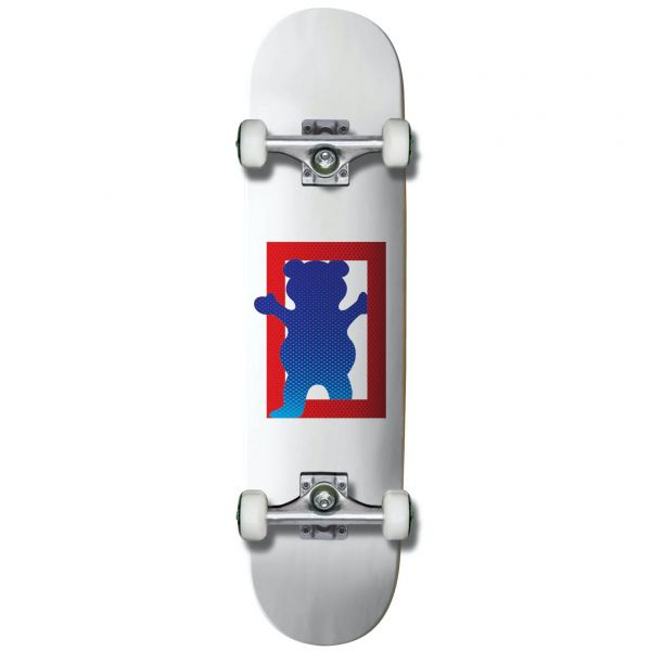 Grizzly Out The Box Complete Skateboard 8''
