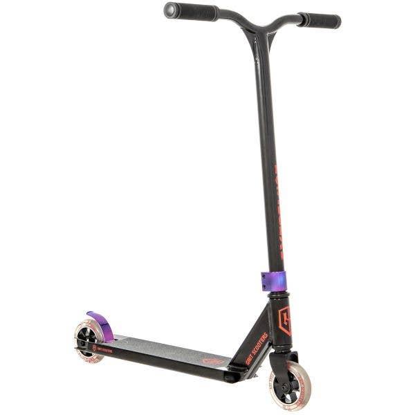 Grit 2021 Extremist Stunt Scooter - Black