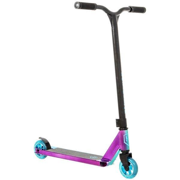 Grit 2021 Extremist Stunt Scooter - Vapour Blue/Purple/Black
