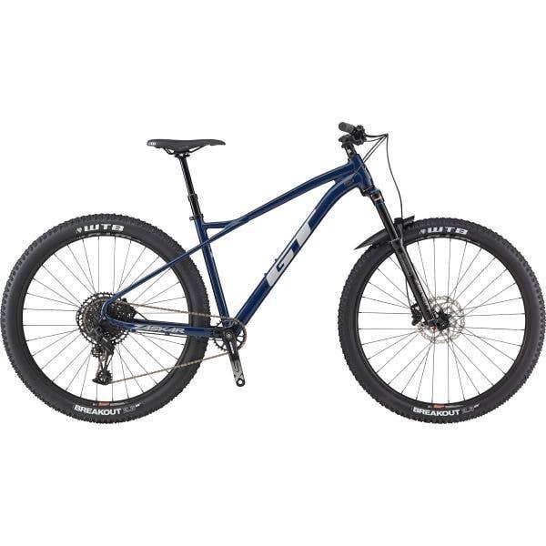 GT Zaskar LT AL Elite 29 M 2021 Mountain Bike - Dark Blue LRG