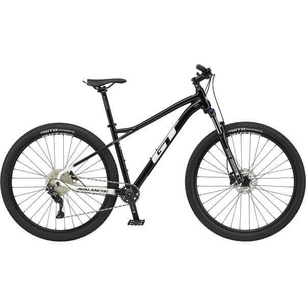 GT Avalanche Comp 2021 Mountain Bike - Black, Large