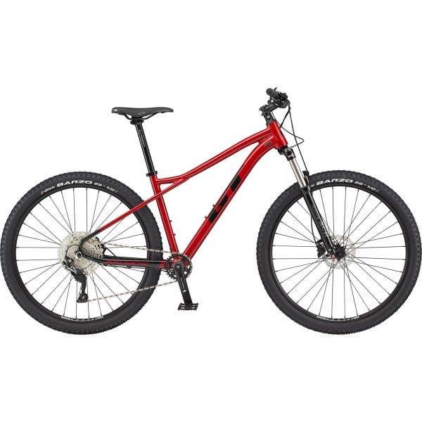 GT Avalance Elite 2021 Mountain Bike - Red, Large