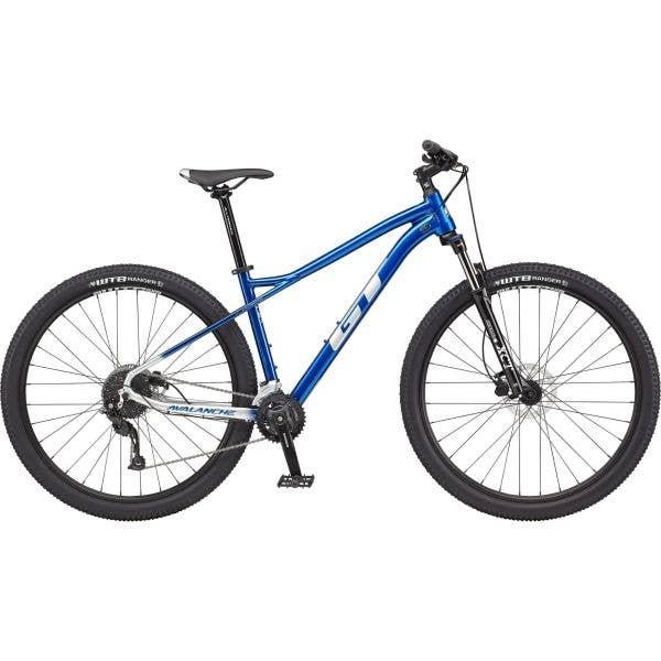 GT Avalanche Sport 2021 Mountain Bike - Blue, Small