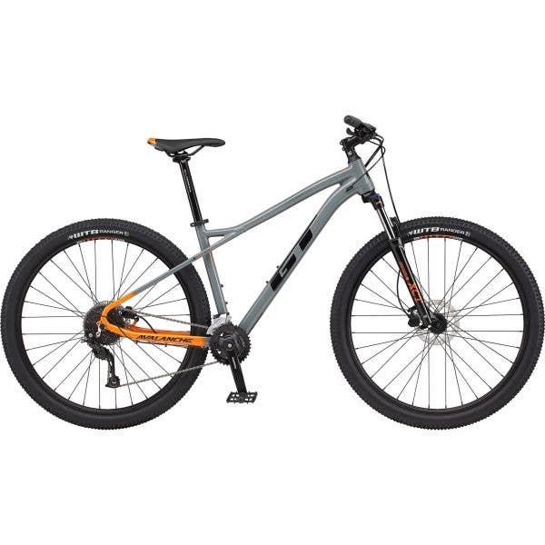 GT Avalanche Sport 2021 Mountain Bike - Grey, Medium