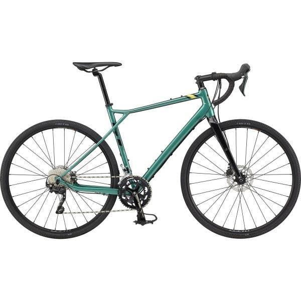 GT Grade Expert 58 2021 Gravel Bike - Jade