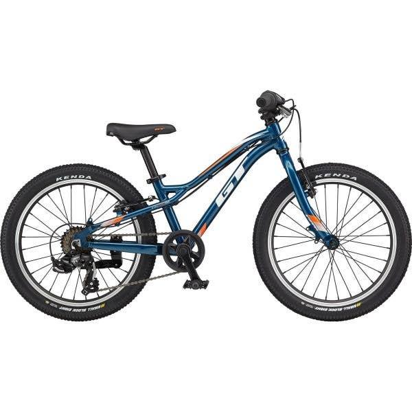 GT Stomper Ace Kids 20'' 2021 Mountain Bike - Deep Teal
