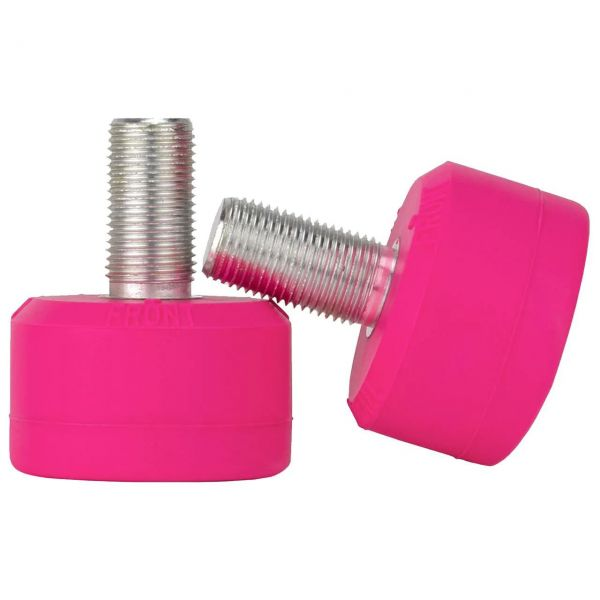 Gumball Long 30mm Toe Stops - Cherry 75a