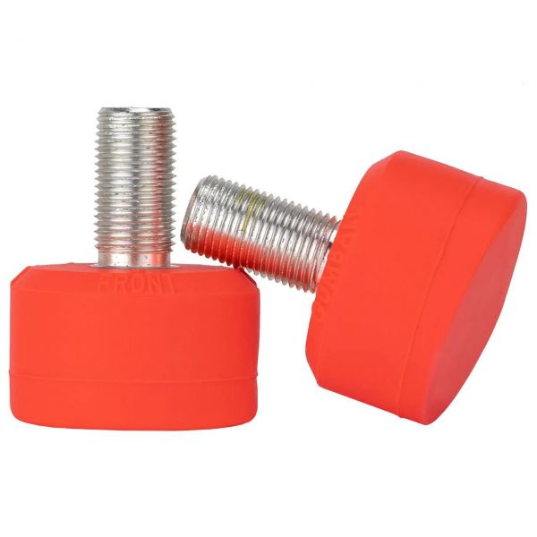 Gumball Long 30mm Toe Stops - Watermelon 83a