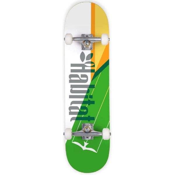 Habitat Apex Flight Complete Skateboard - Green 7.75''